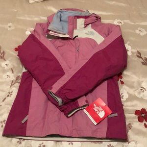 NWT The North Face Boundary Triclimate jacket